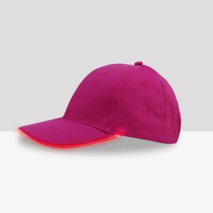 کلاه کپ LED